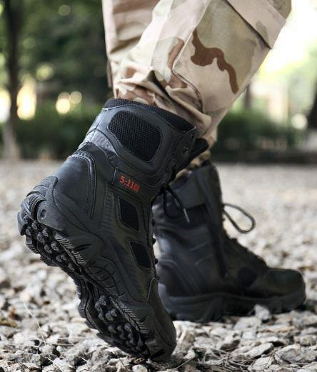 e1d512f6993 Kasut Operasi Army Shoes Men Swat Boots Tactical Desert Outdoor Hiking