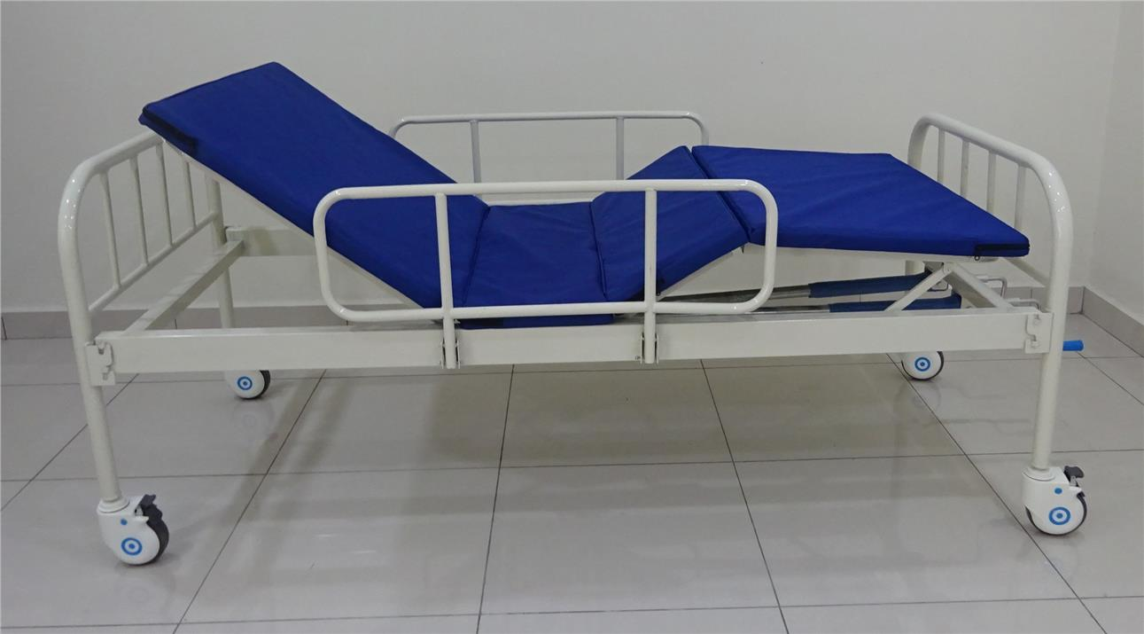 Katil hospital bed 2 fowler  function crank nuring medical home care