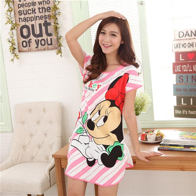 Kawaii Mickey Mouse Lingerie