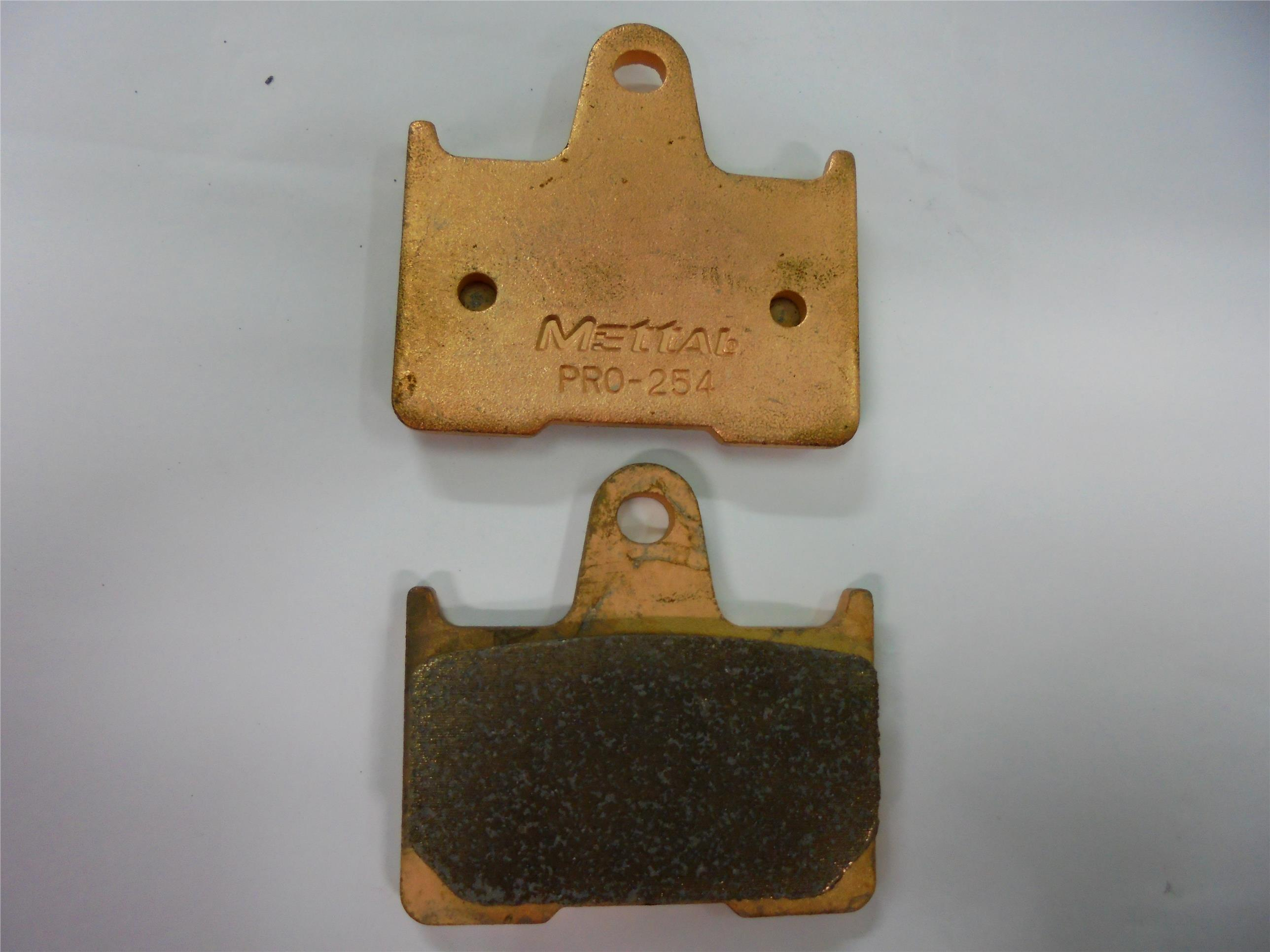 KAWASAKI ER650 VN900 REAR BRAKE PAD-2011