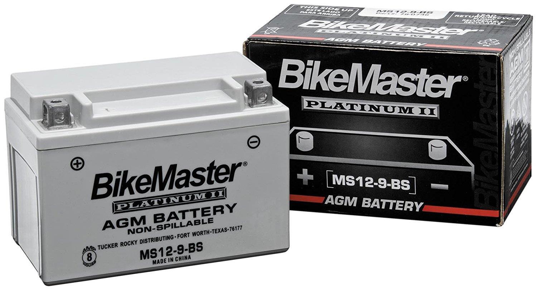 Kawasaki ZX10R Battery DTZ7S-C (Bikemaster Battery)