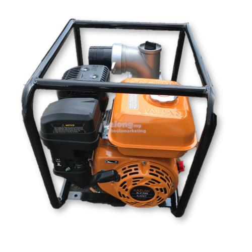 Kazumi KZP20 8HP 2inch Petrol Engine Water Pump (Imported from Japan)