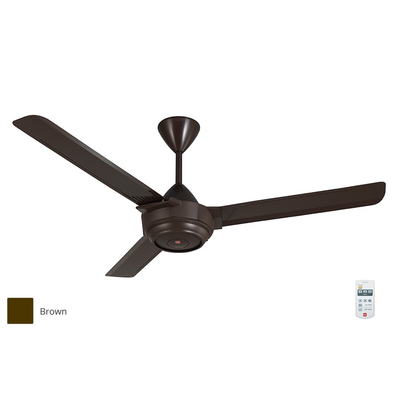 KDK 3 Blade Ceiling fan With Remote K14X2