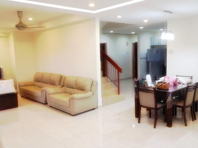 Kelana Mahkota Duplex unit for rent, Kelana Jaya, Near Paradigm Mall