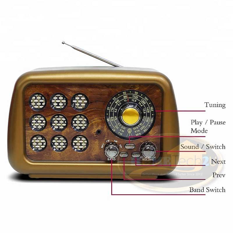 Hasil carian imej untuk KEMAI RADIO MD-1901BT