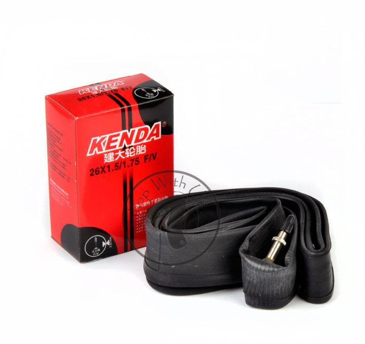Kenda Tube 26 x 1.5/1.75 48L FV Only at RM12/pc