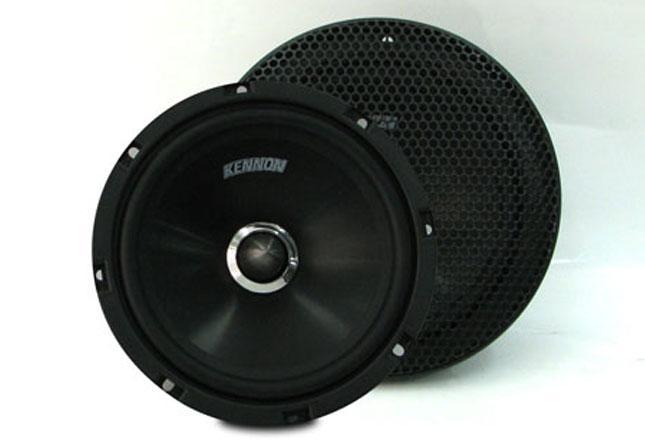 speakers 6 1 2. kennon 6 1/2 high power bass mid speaker speakers 1 2