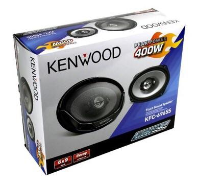 Kenwood 3 way car speaker original