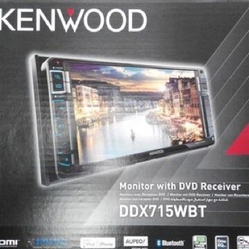 Kenwood DDX715WBT USB Bluetooth mirror link ( can add GPS )