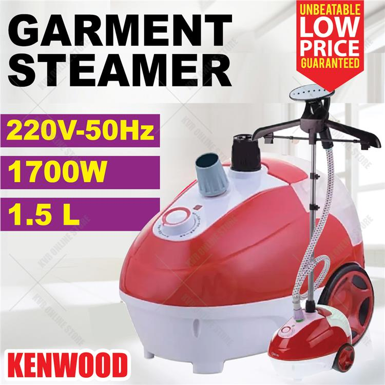 KENWOOD KW-928 Garment Steamer Ironing Handheld Portable 1.5L 1700W