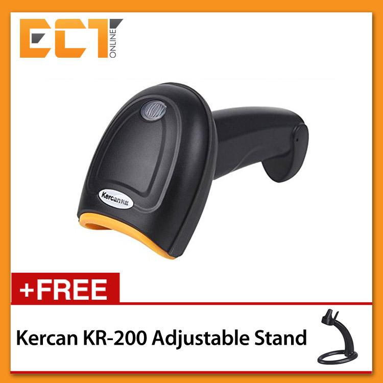 Kercan KR-230-EIO Wired 2d/QR/PDF417/Aztec/Data Matrix Barcode Scanner