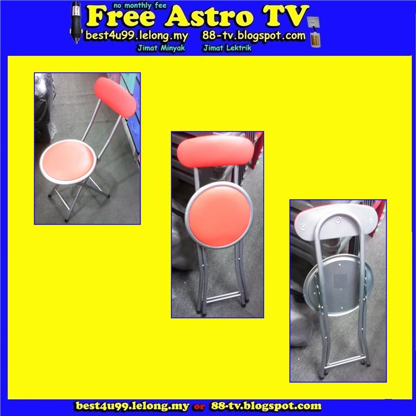 kerusi pancing Camping Chair fishing Picnic camp kem travel seaside cm