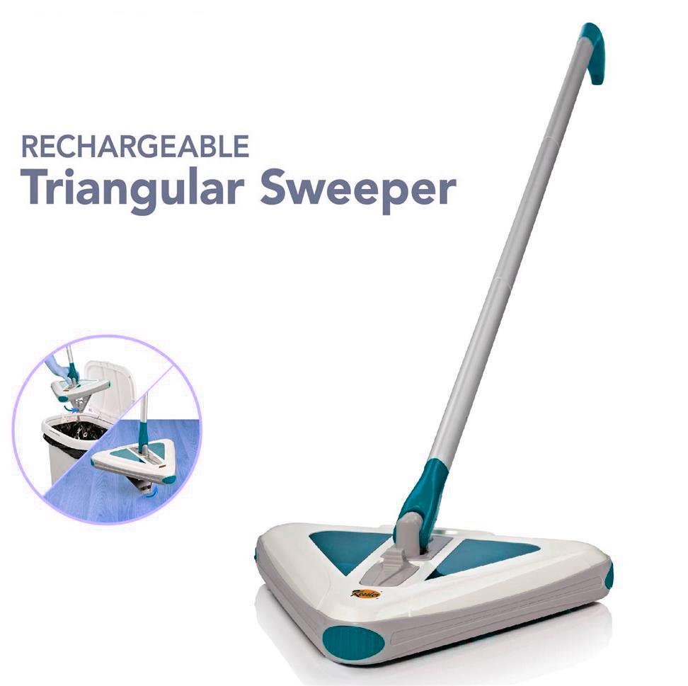 Kessler Oshima Wireless Rechargeble Triangular Sweeper