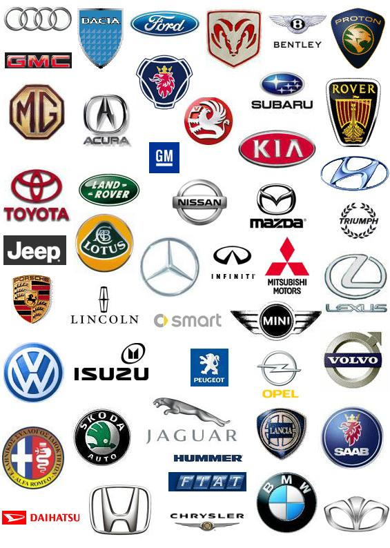 Letter Japanese Car Companies