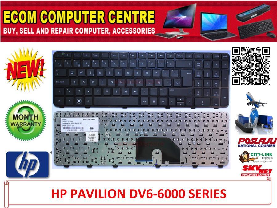 Calendario Serie A 2020 12.Keyboard Hp Pavilion Dv6 6000 Series