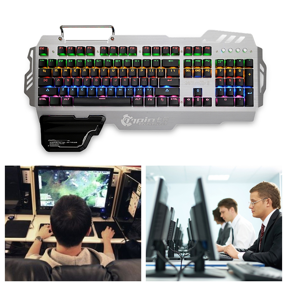 4f95c67ab8a Keyboards - 7pin Pk - 900 Mechanical Keyboard With Backlight - Compute.