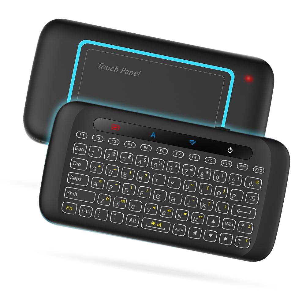 f2f6965ebab Keyboards - MINI WIRELESS Keyboard - H20 WIRELESS MINI Keyboard Touchp.