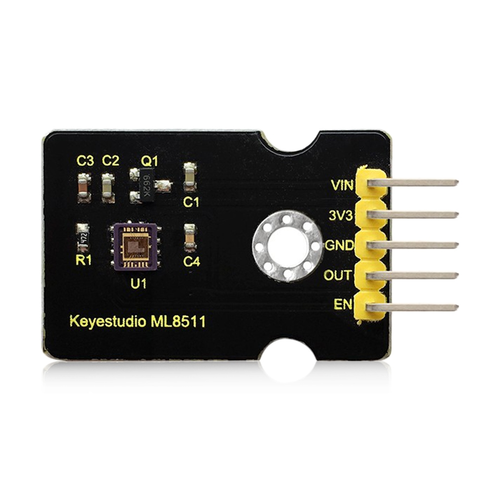 KEYESTUDIO ML8511 ULTRAVIOLET SENSOR MODULE BOARD FOR ARDUINO