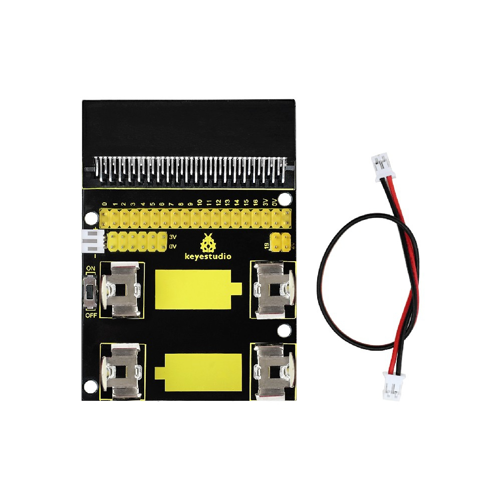 KEYESTUDIO POWER SUPPLY EXPANSION SHIELD BOARD FOR MICRO BIT