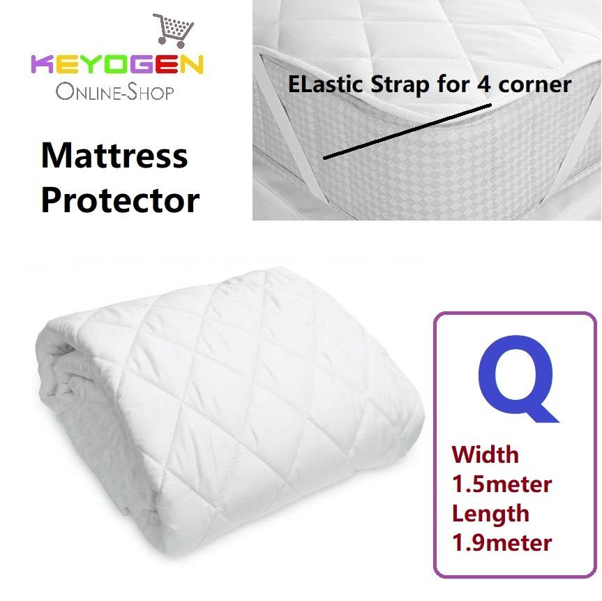 keyogen mattress protector option: queen