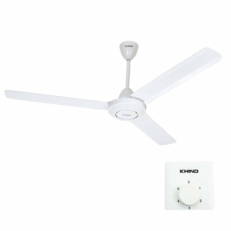 Khind Ceiling Fan Cf612 60 280 Rpm 160 8122