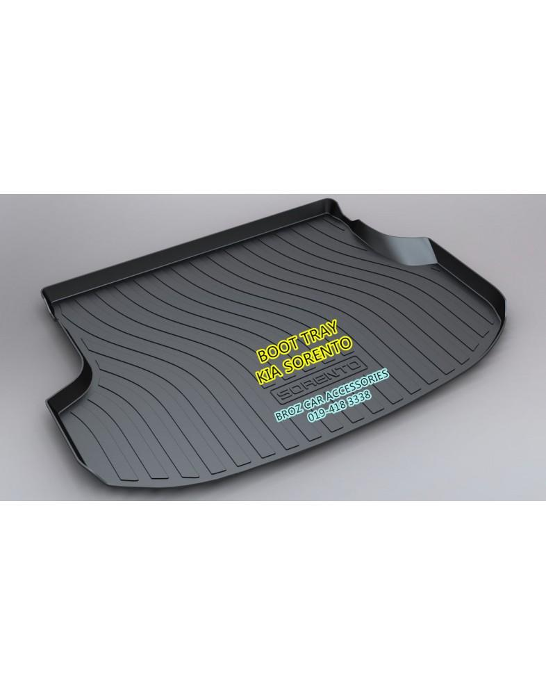 KIA SORENTO LUGGAGE / BOOT / TRUNK / CARGO TRAY