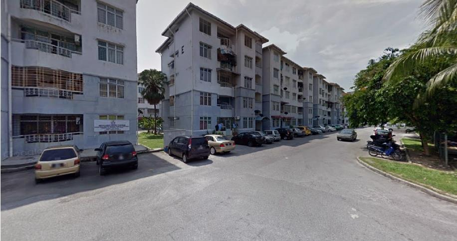 Kiambang Apartment for sale, Ground Floor, Taman Putra Perdana,Puchong