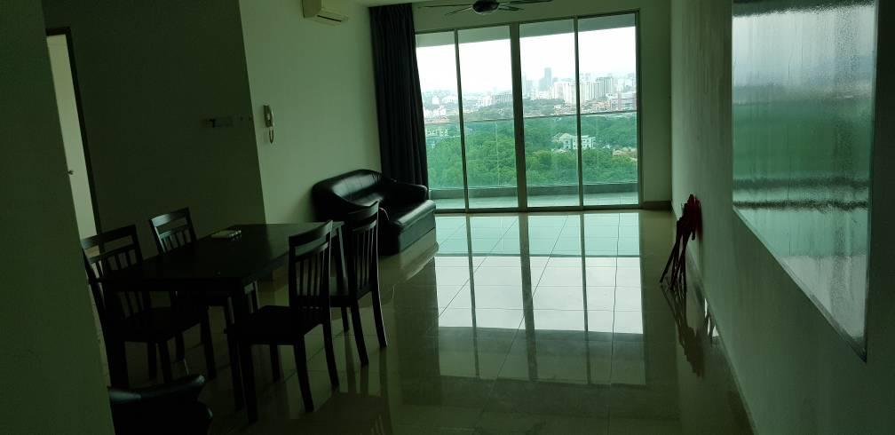 Kiara Residence 2 Condo for rent, Fully Furnished, Bukit Jalil, LRT