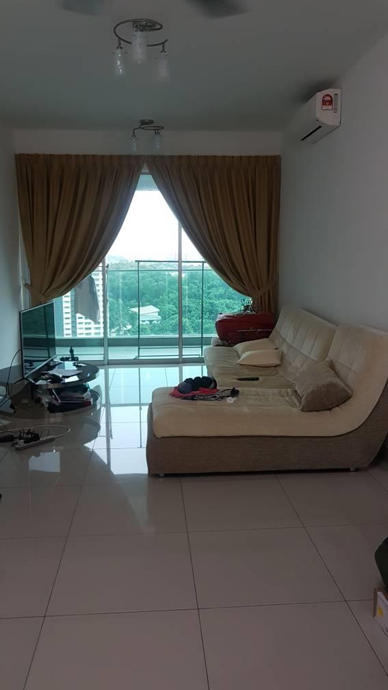 Kiara Residence 2 Condo for rent, KL View, 2 Car Parks, Bukit Jalil