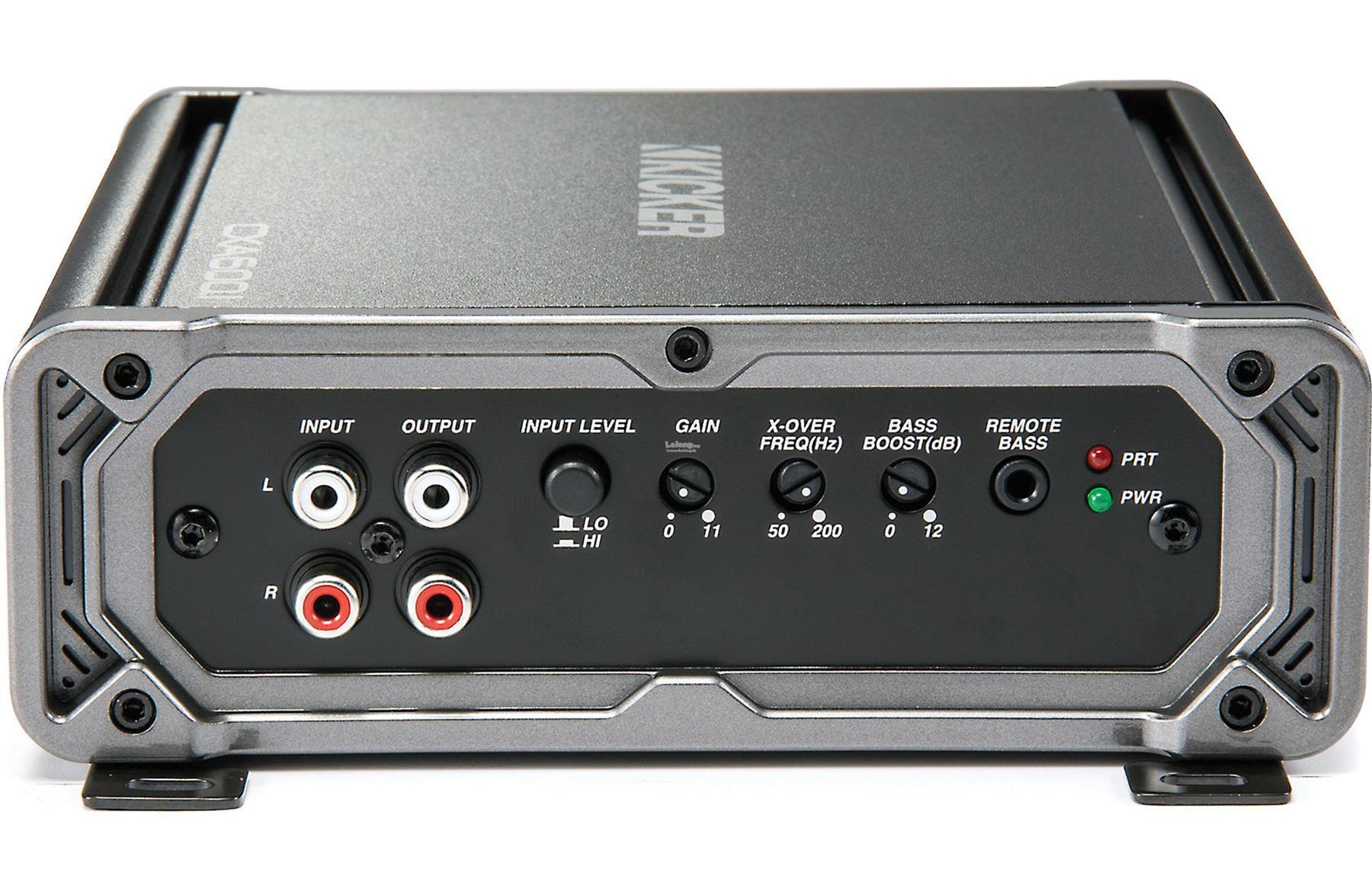 Kicker Cx Mono Class D Amplifier 600 End 5 7 2019 315 Pm 600w Audio Cxa6001