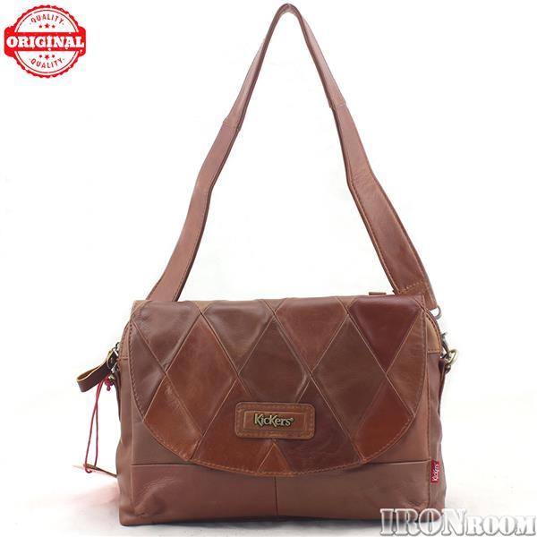 f6760af734f KicKers Ladies Leather 2in1 Sling Bag C87973-SP