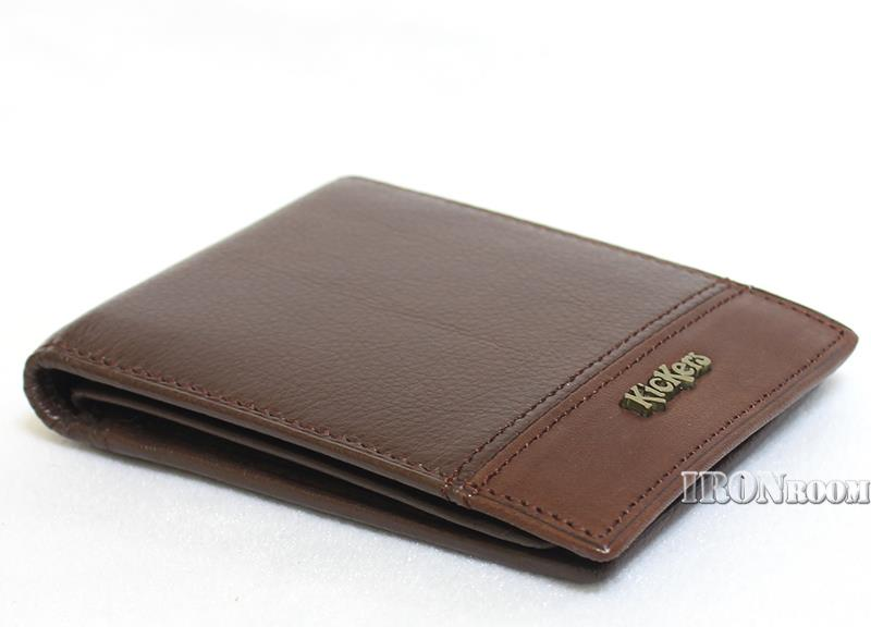 KicKers Men Leather Wallet IC83843