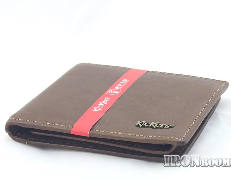 KicKers RFID Protected Men Leather Wallet KDJY-M-84886