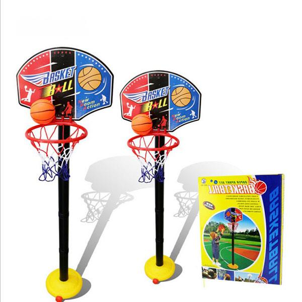 Kid Children Adjustable Basketball Super Sport Set