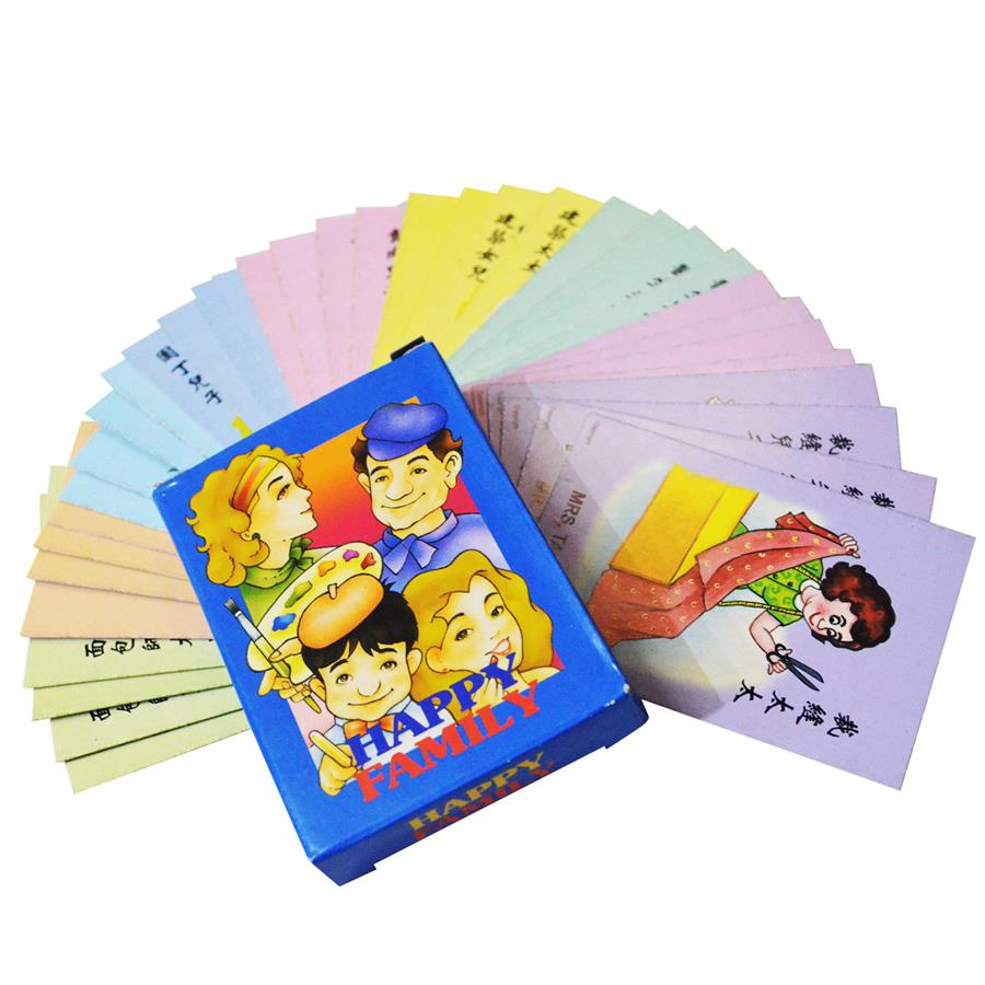 Kid's Classic Card Games Collection (Donkey / Snap / Old Maid / Happy