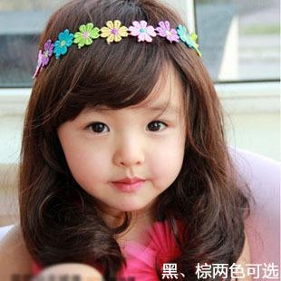 kid's wig GF1/ rambut palsu/ ready stock
