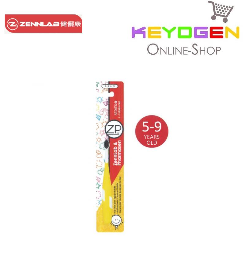 Kid Toothbrush (Zennlab Pharmasen) 5 to 9 year old
