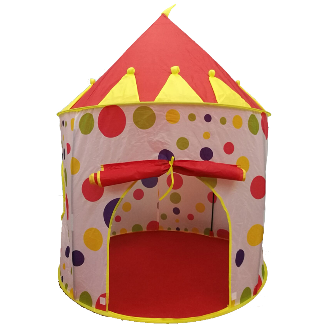 Kids Baby Portable Indoor Play Tent Castle Cubby House