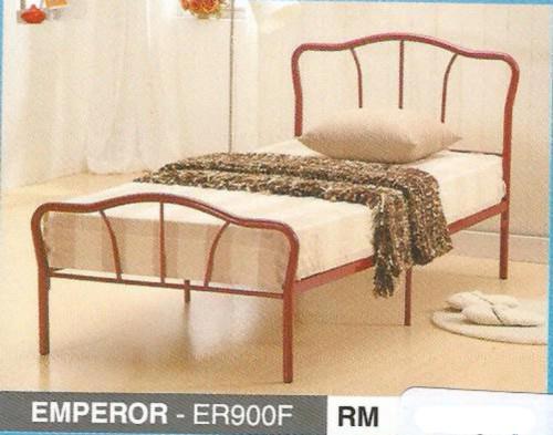 Kids Bed Series Single Size Metal Katil Besi Model Er900f