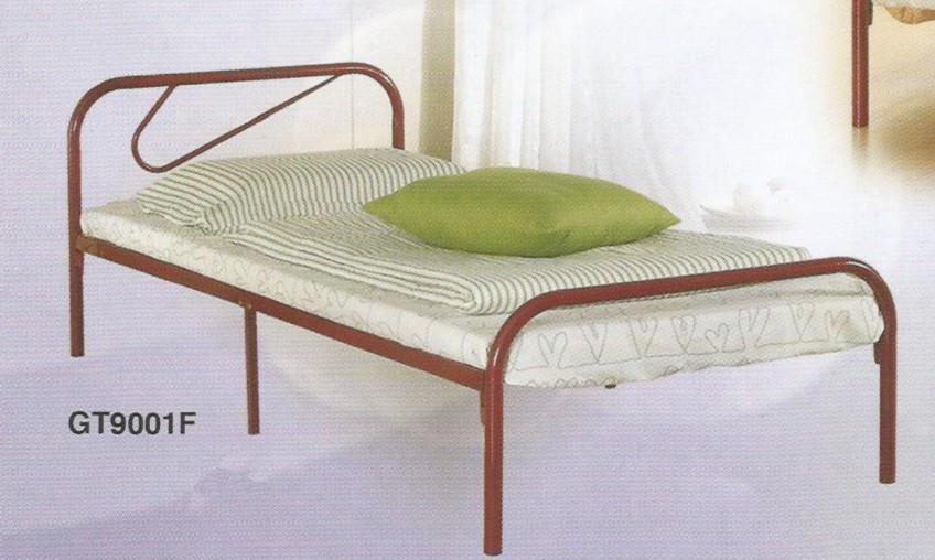 Kids Bed Series Single Size Metal Katil Besi Model Gt9001f
