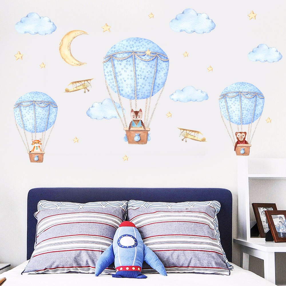 Kids Bedroom Cute Wall Stickers Hot End 1182018 239 Am