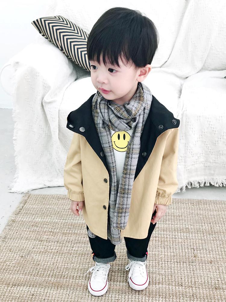 c2c98e3034d21 Kids Boys Clothing Tops Children's Wear New Korean Hooded Summer Cott