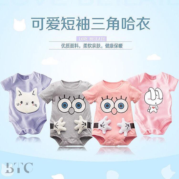 146ccd7be8b Kids Cute Cartoon Kitty Cat Rompers artoon cute romper children cute. ‹ ›