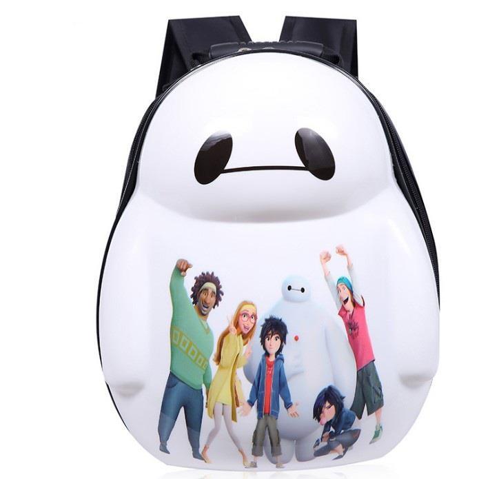 Hardcover backpack