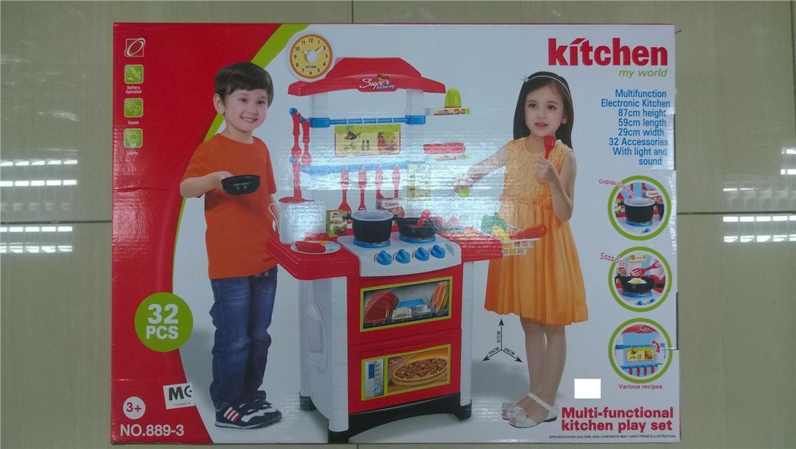 Kids Mini Kitchen Toys Mainan Dapur Kanak Rm160