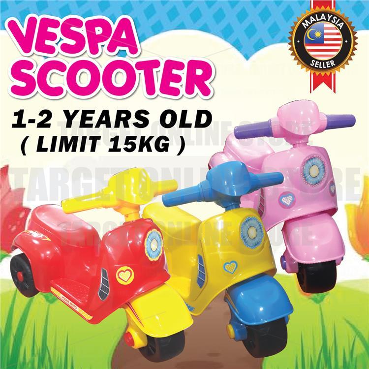 289fafb2b0d Kids Mini Scooter Vespa Motorcycle (end 8/19/2020 10:15 AM)