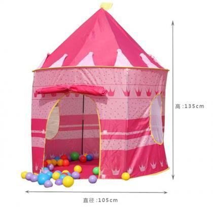 NEW KIDS PORTABLE CASTLE PLAY TENT PINK  sc 1 st  Lelong.my & NEW KIDS PORTABLE CASTLE PLAY TENT: P (end 4/7/2016 1:46 PM)
