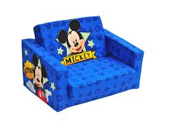 Kids sofa bed Mickey pre order end 9252015 420 PM