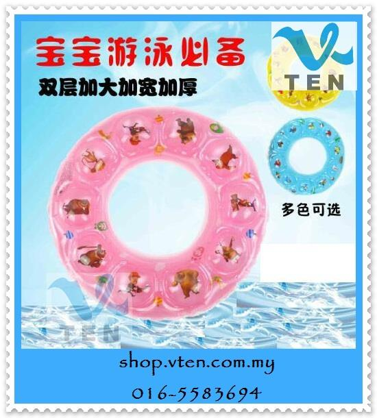 Kids Swimming Ring Good Quality Swimming Pool Secure Inflatable 60CM