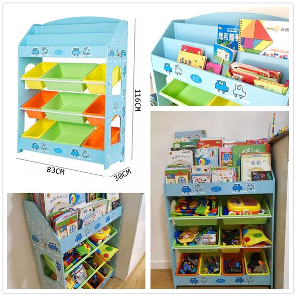 Kids Wooden Toy And Book Storage She End 7 11 2019 3 15 Pm